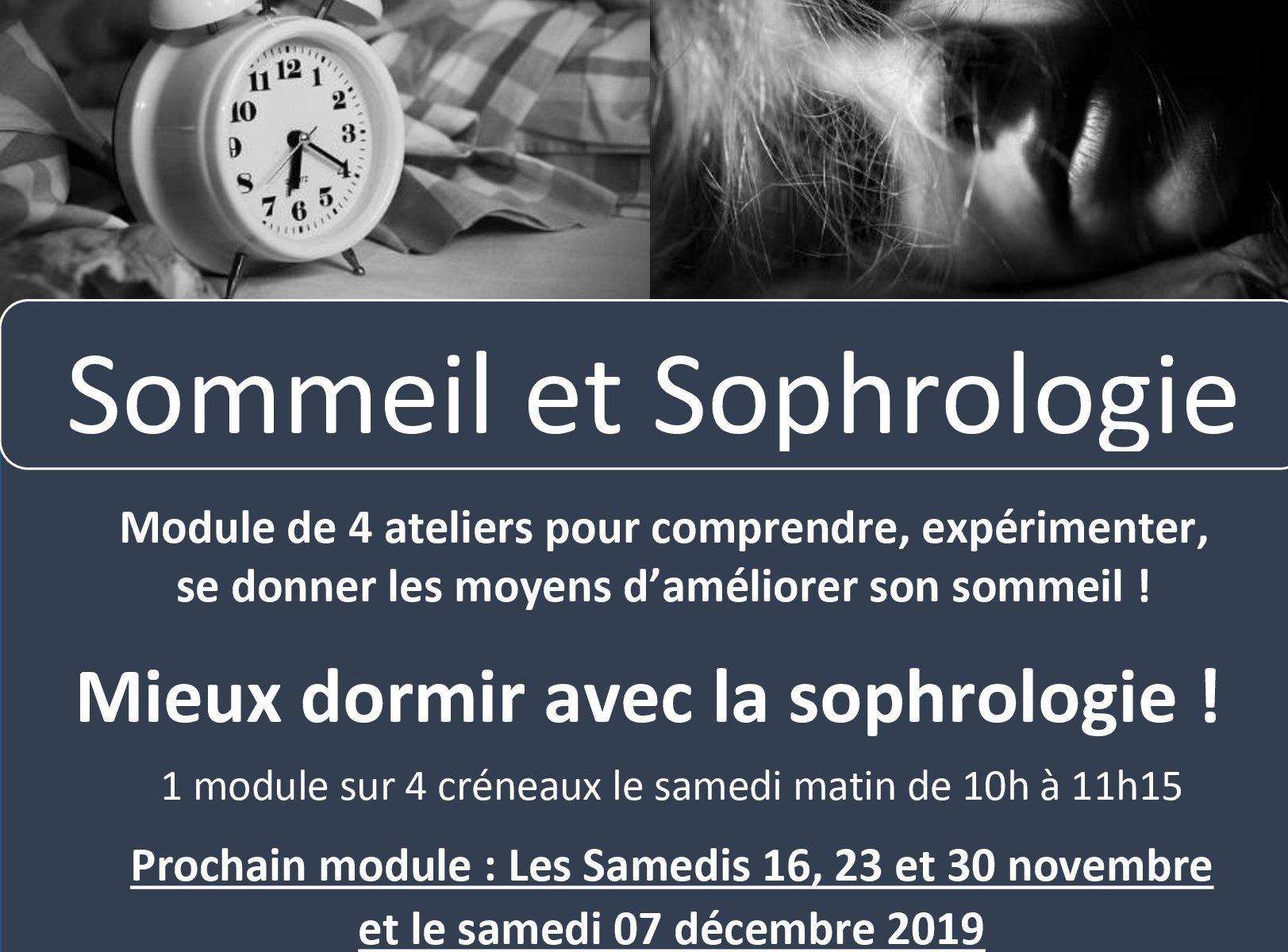 Sommeil et Sophrologie